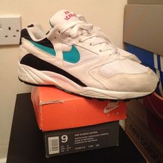 finest selection 023d7 f707a Nike Air Icarus Extra Vintage Base Skylon Pegasus Max