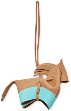 This is too cute! Fossil Bag Charm Horse