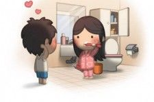 8 ilustrações que mostram a leveza e a simplicidade do amor ❤