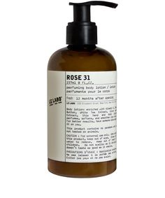 Le Labo Rose 31 Hand and Body Lotion 237ml | Body and Bath by Le Labo | Liberty.co.uk