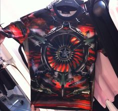 Givenchy Men's Summer Resort 2013 Collection