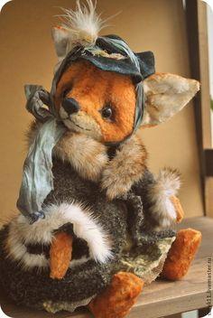 Лиса Алиса - рыжий,лиса,лиса игрушка,лиса тедди,лиса Алиса,лисица,друзья тедди
