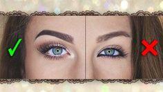 Maquillar ojos pequeños