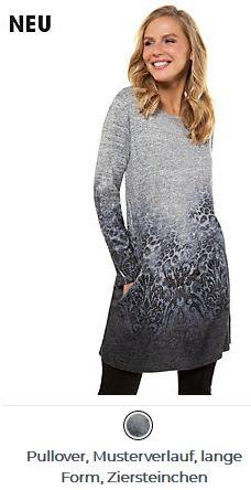 Erhältlich im online shop von gina-laura.com mit 8% Cashback für KGS Partner Im Online, Pullover, Tunic Tops, Sweaters, Shopping, Dresses, Women, Fashion, Patterns