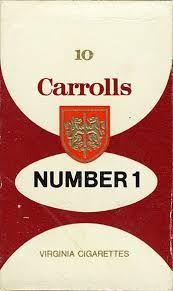 Carrols Cigarettes 90s Nostalgia, Childhood Memories, Dublin, Ephemera, Shop, Stamps, Ads, Marketing, Money