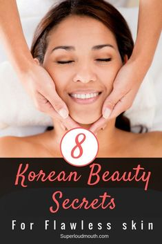 8 Korean beauty secrets for flawless skin every girl must know! Curious to know how koreans maintain such flawless healthy glowing skin?Well, you will find the spilt out korean beauty secrets for whiter skin in this post Skin Care Routine For 20s, Skincare Routine, Beauty Hacks For Teens, Happy Skin, Flawless Skin, Beauty Secrets, Beauty Products, Skin Secrets, Skin Products