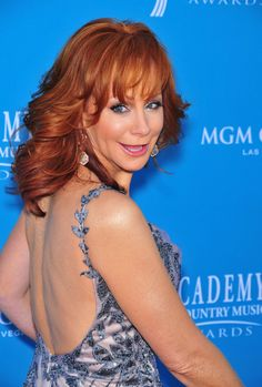 Reba McEntire 2010-04-18  45th Annual Academy Of Country Music Awards - Arrivals
