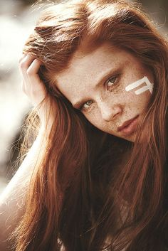 red hair and freckles Redheads Freckles, Freckle Face, Natural Redhead, Portraits, Warrior Princess, Ginger Hair, Character Inspiration, Beautiful People, Hair Makeup