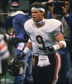 """Happy Birthday:  Jim McMahon    August 21, 1959 - James Robert """"Jim"""" McMahon, Jr. is a former American football player. From 1982 to 1996 with the Chicago Bears, San Diego Chargers, Philadelphia Eagles, Minnesota Vikings, Arizona Cardinals, Cleveland Browns and Green Bay Packers."""