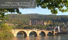 A Guide to losing your heart in Heidelberg Germany