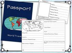 A World of Music, Passport & Starter Kit by Cori Bloom | Teachers Pay Teachers