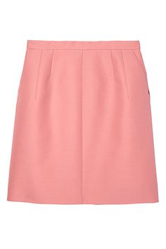 The BAZAAR: Pink Lady - J. Crew, skirt