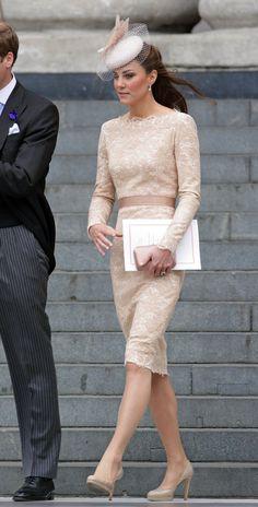 Princess Kate in McQueen. Gahhhhh