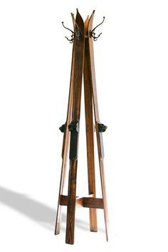 Ski Hall Tree - Standing Ski Coat Rack 00 $549 plus $50 for shipping