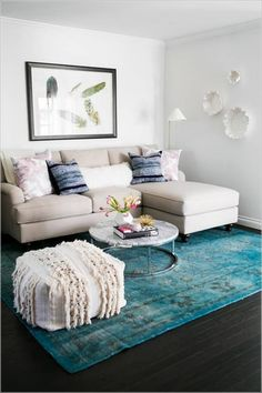 78 Brilliant Solution Small Apartment Living Room Decor Ideas and Remodel - Page 41 of 80 Small Living Room Design, Small Apartment Living, Small Apartment Decorating, Small Living Rooms, My Living Room, Living Room Interior, Living Room Designs, Living Room Decor, Apartment Ideas