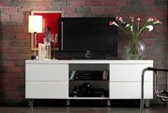 Szafka SYNDY TV model II Flat Screen, Console, Blood Plasma, Flatscreen, Dish Display