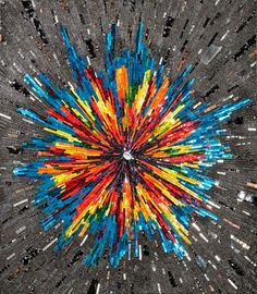 Sonia King Mosaic