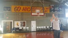 Hoosier Gym - Knightstown Indiana - January 2015