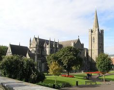 St. Patrick's Cathedral, Dublin City