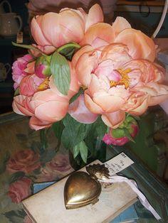 Fresh Cut Peony Bouquet