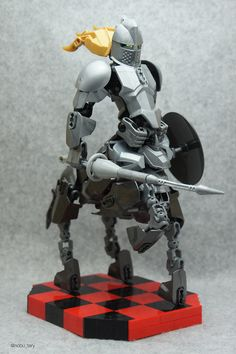 Centaur Knight | nobu_tary | Flickr