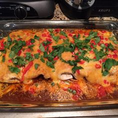 """Best Beef Enchiladas 