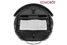 Aspirador Robótico Inteligente KomoBot - Descontos Lifecooler