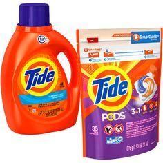 En Target puedes conseguir los Tide Pods y Detergente Tide a solo $5.49 cada uno. Con la compra de (2) recibes $5 en una Gift Card de ...
