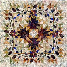 Gooseberry Quilt Pattern by Judy Niemeyer