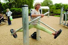 Karas adult playground sample with you