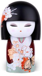 Kayo incarne la beauté intérieure et le don de soi. Elle incarne la fascination et l'exaltation