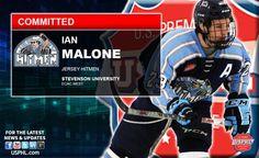 Jersey Hitmen Elite Forward, Ian Malone Makes NCAA Commitment