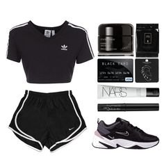 Sporty created by afgs on ShopLook.io perfect for Weekend. Visit us to shop this look. Cute Workout Outfits, Cute Lazy Outfits, Cute Swag Outfits, Teenage Outfits, Sporty Outfits, Teen Fashion Outfits, Athletic Outfits, Outfits For Teens, Stylish Outfits