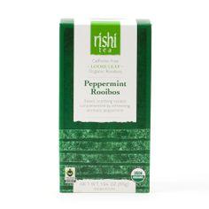 Rishi-Tea Peppermint Rooibos - Large Box http://rishi-shop.co.kr :D