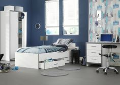Id e d co chambre ado fille moderne recherche google room pinterest search - Deco slaapkamer tiener meisje ...