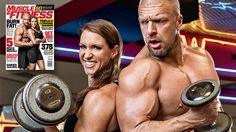 Triple and Stephanie on Decembers Muscle & Fitness Cover. Details @  http://www.wwerumblingrumors.com/2014/11/triple-and-stephanie-in-Muscle-Fitness-2014.html  #WWE   #TRIPLEH   #MUSCLEANDFITNESS   #RAW   #SMACKDOWN   #WRESTLING   #NEWS   #FITNESS   #HEALTH   #FANS   #SPORTS   #STING   #USA   #bodybuilding   #STEPHANIE   #MONDAY   #DUBAI   #argentina   #MEXICO   #canada   #Uk