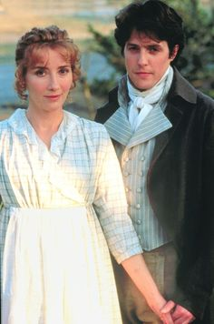 Hugh Grant & Emma Thompson