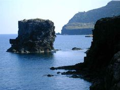 Ustica national reserve, Sicily