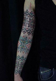 49 Sophisticated Geometric Tattoo Designs