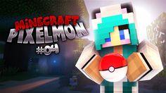 Minecraft Pixelmon ITA #04 - LA PRIMA SFIDA!