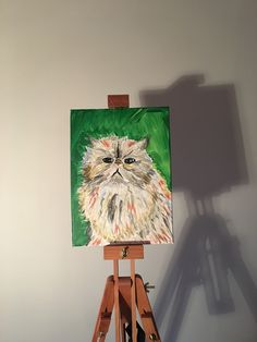 Tripod Lamp, Lighting, Painting, Home Decor, Art, Art Background, Decoration Home, Light Fixtures, Room Decor