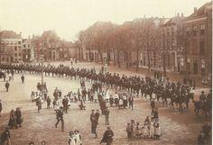 Deventer Brink 1898 Parade