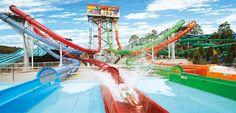 Aqualoop @ Wet'n Wild - Gold Coast Australia