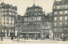 Paris sera toujours Paris ==> https://fr.wikipedia.org/wiki/Bataclan