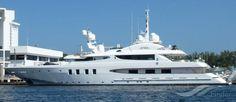 M/Y AZTECA 2, type:Yacht, built:2005, GT:497, http://www.vesselfinder.com/vessels/MY-AZTECA-2-IMO-9331074-MMSI-319063100