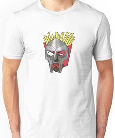 MF DOOM Shirt - FRYDOOM Unisex T-Shirt