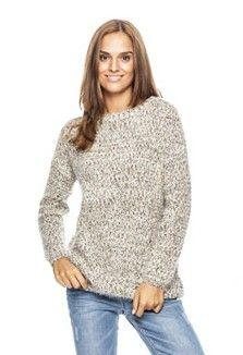 Tienda online | Moda mujer y hombre |  Jersey en color gris de lurex de Mdm Tienda online | Moda mujer y hombre |
