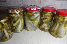 Romanian Food, Crackers, Pickles, Mason Jars, Food And Drink, Canning, Mai, Preserve, Pretzels