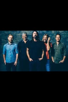 Love the Foo Fighters !