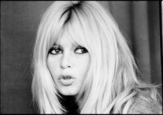 Bardot Hair | Brigitte-Bardot-hair Wish I had a complexion that could support platinum hair...